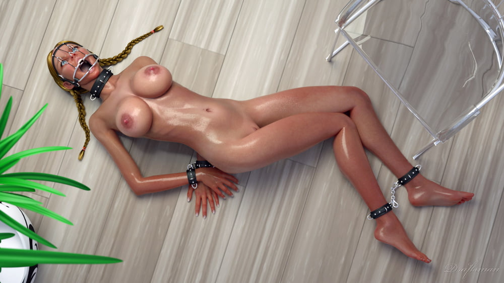 nude young thai masseuse