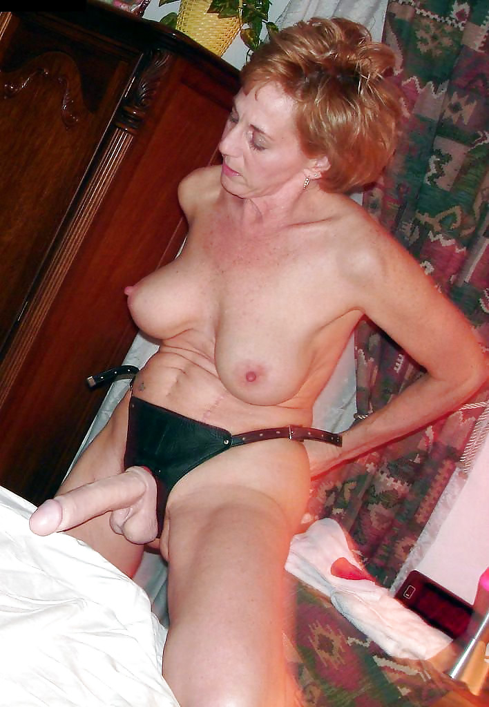 adult posing naked