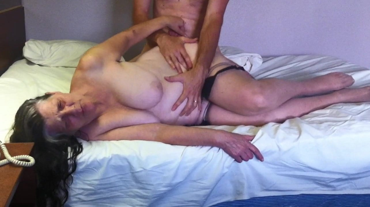 mom naked shower with son