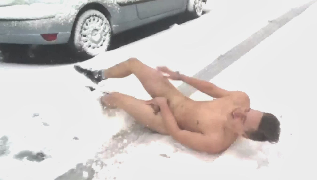 blonde leaks cream up on cock